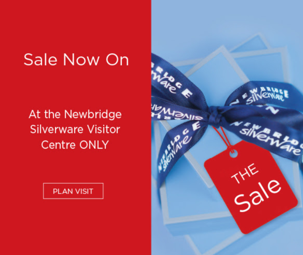 newbridge silverware sale