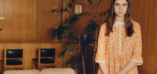 orla kiely's new suede embroidery collection