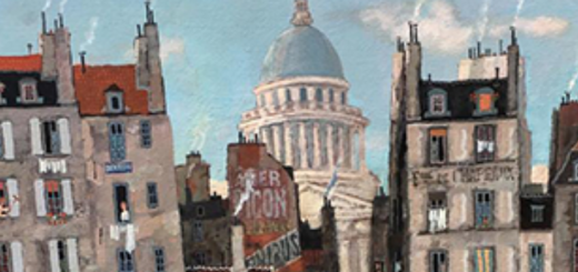 delacroix's parisian cityscapes & fashion brands to invest in