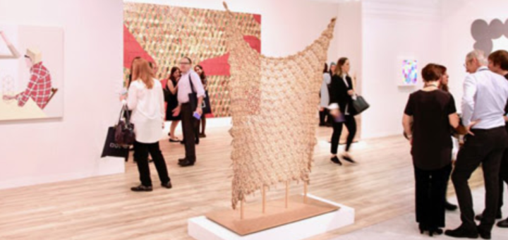 what sold—and what's fresh—at the armory show