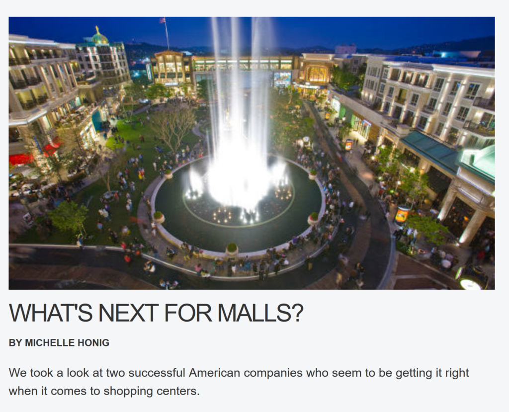 next-for-malls
