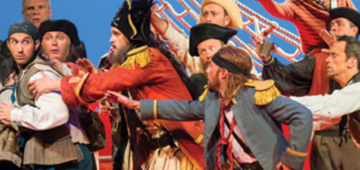 last chance to see the pirates of penzance