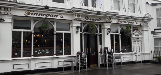 finnegan's pub in dalkey