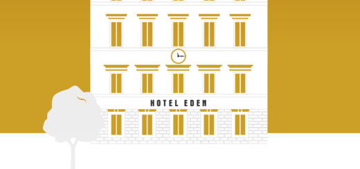countdown to hotel eden grand reopening in rome