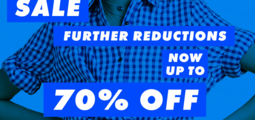asos – there's up to 70% off sale now