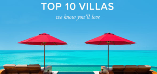 luxury retreats – top 10 villas