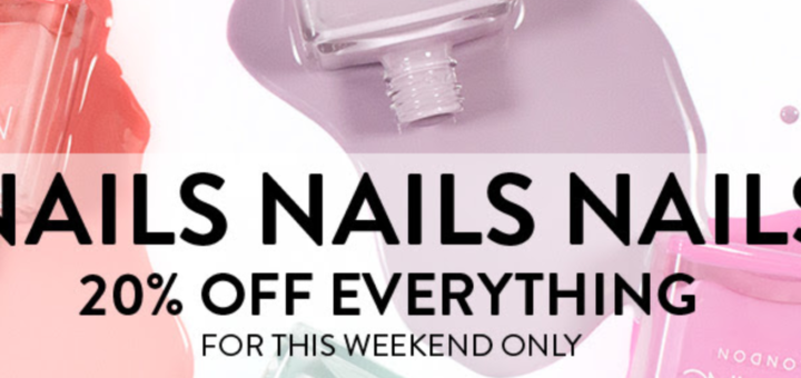 nails inc. – your pay day treat