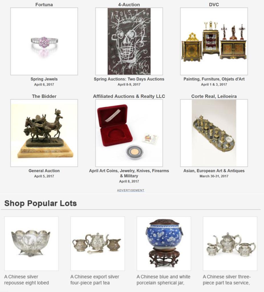 invaluable-auction