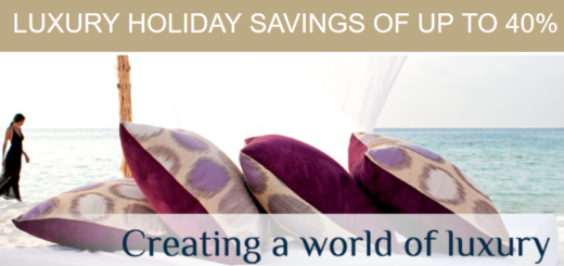 luxury escapes | superb savings of up to 40%