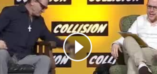 collision day 1: sacca, youtube & facebook