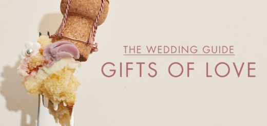 what's a wedding without a gift or three?