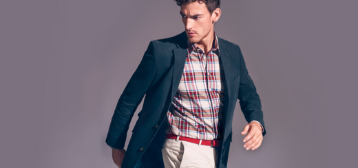 casual 'go to' pieces: thomas pink