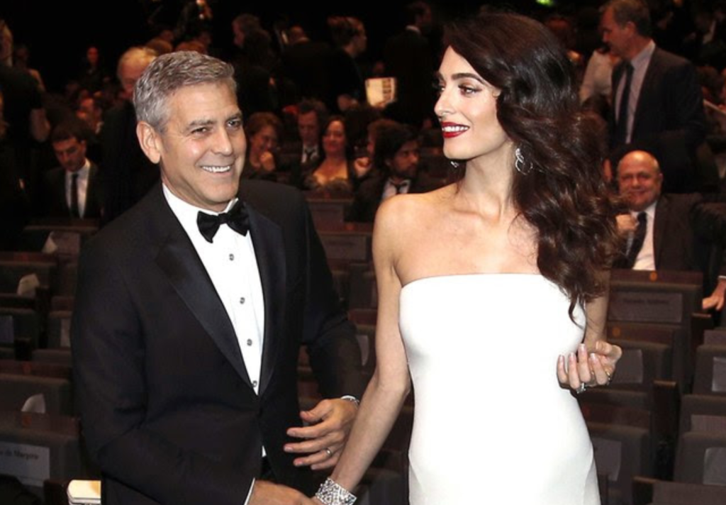 clooney-twins