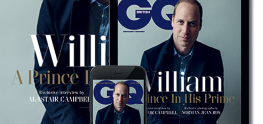 william: a prince in his prime – exclusive interview with gq