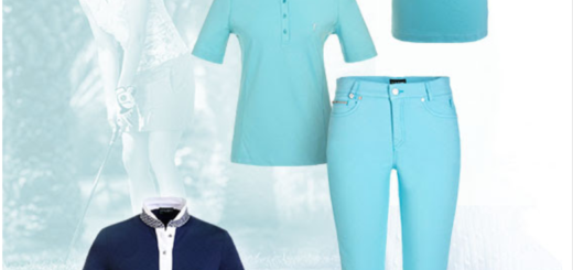 golfino – favourite colours of the summer