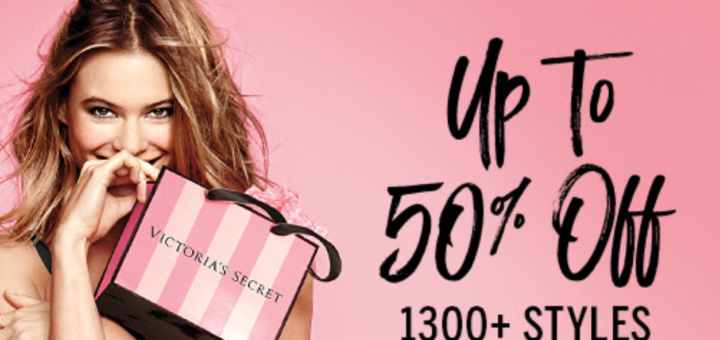 victoria's secret – new savings!