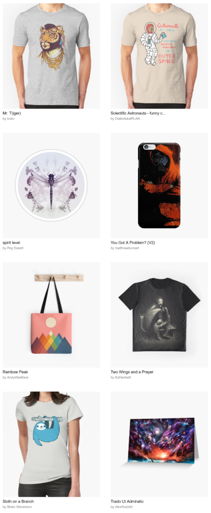 redbubble-sale