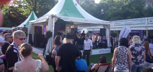 taste of dublin – iveagh gardens food festival