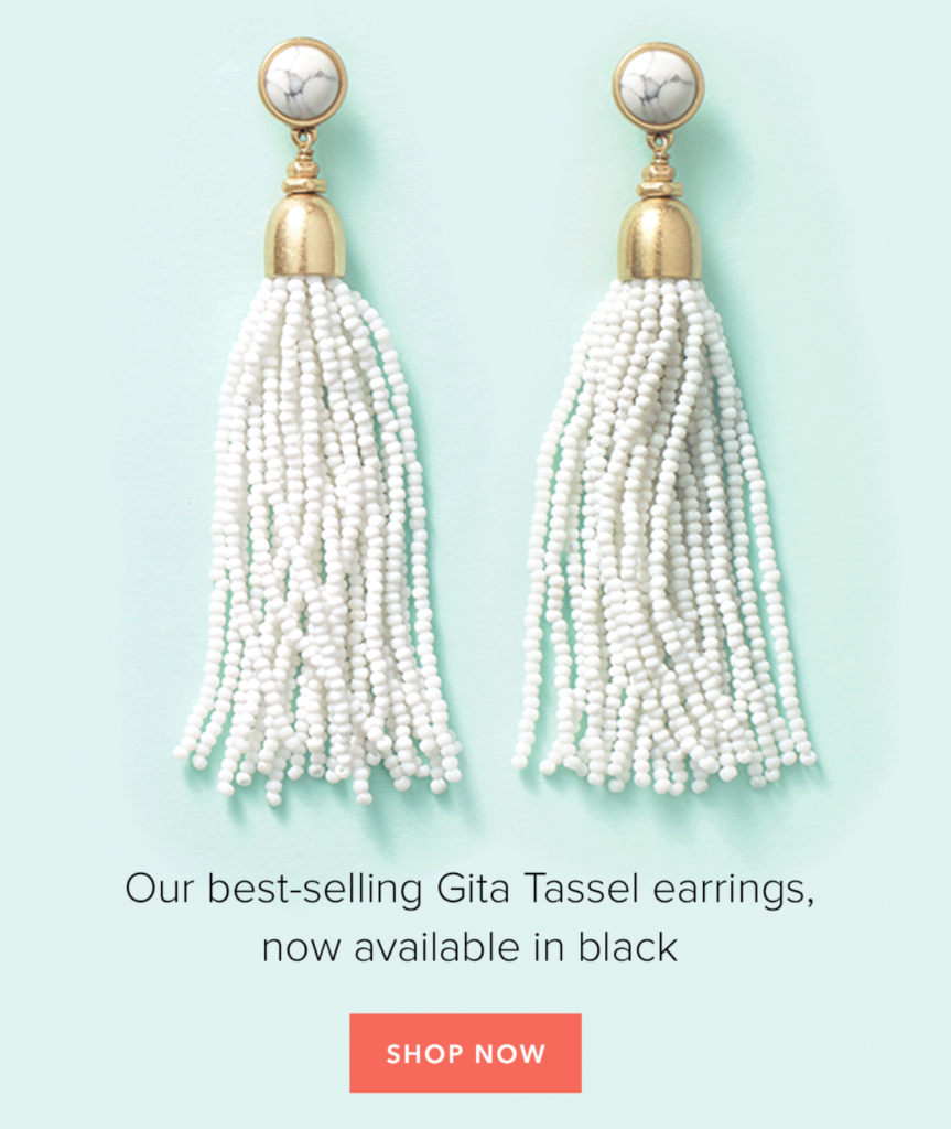 stella-and-dot-tassle-earrings