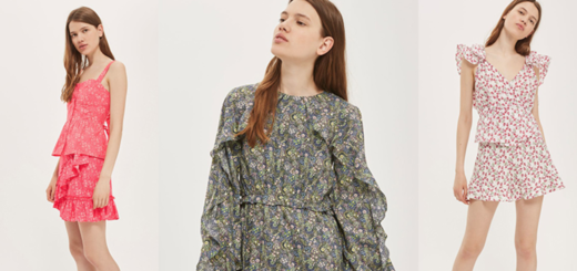 new collection: topshop x liberty