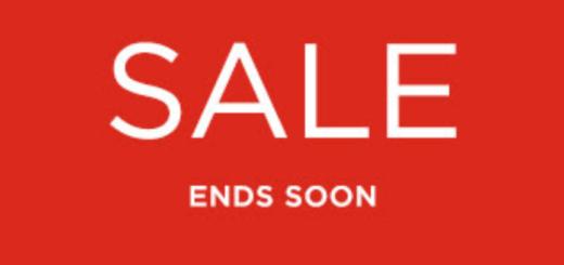 house of fraser – sale ends sunday