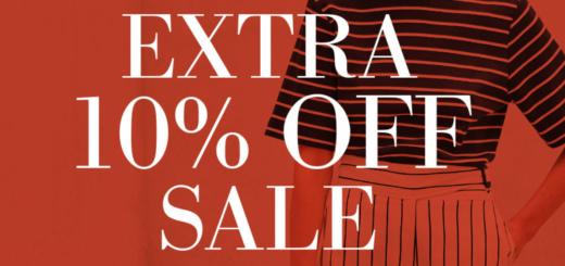 l.k.bennet – get an extra 10% off sale