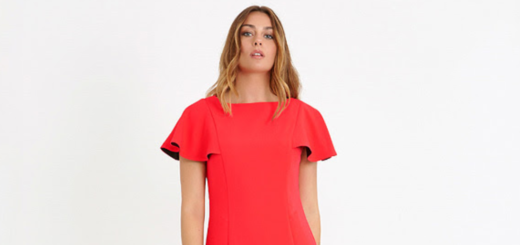 the cape dress | new in from gallery