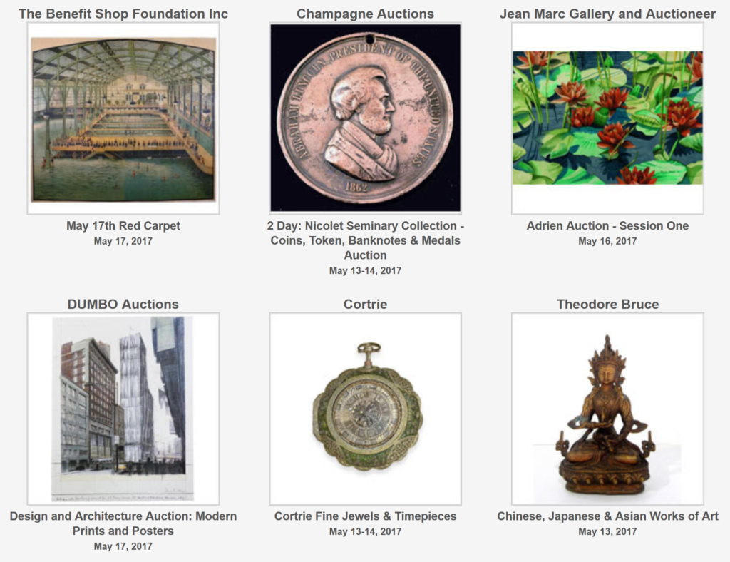 invaluable-featured-auctions
