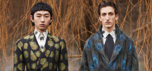 menswear: a look at alexander mcqueen's new collection