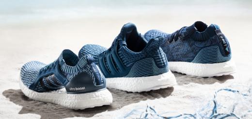 sustainable sportswear – adidas x parley