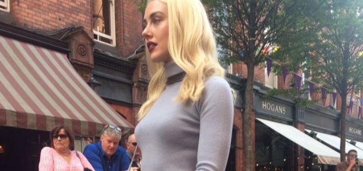 dublin fashion festival – fade street