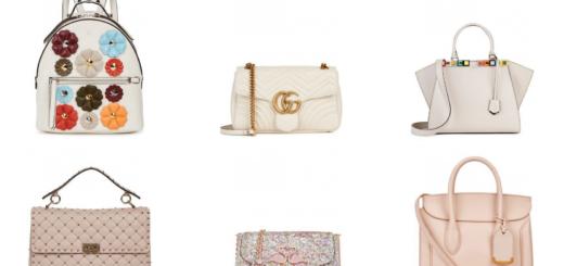 harvey nichols – new season bags just in