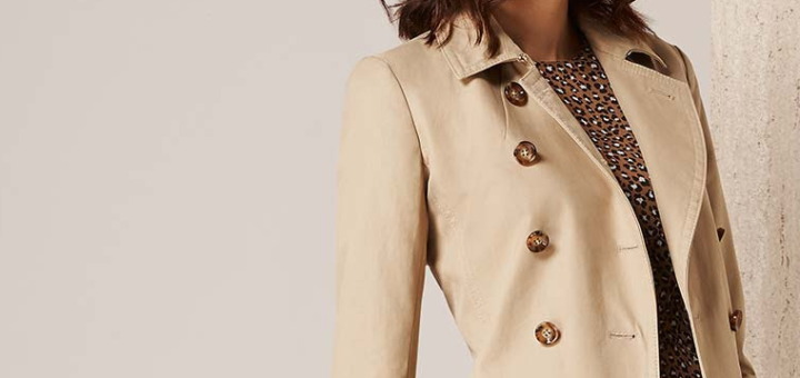 coats you need this autumn + 20% off new season