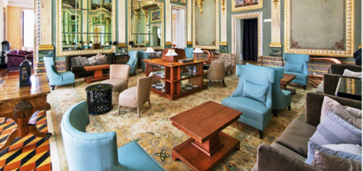 bring the past to life in these historic hotels!