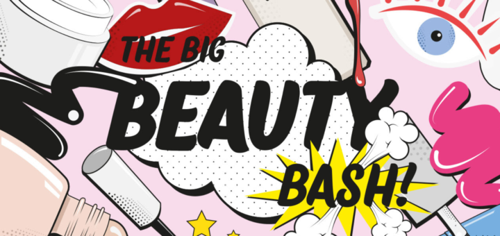 your invitation to the big beauty bash