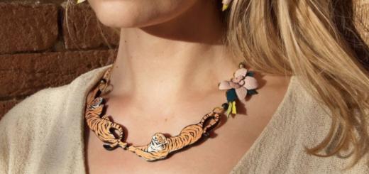 new in | handmade jewellery by rosita bonita