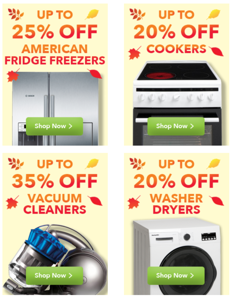appliances-delivered-sale