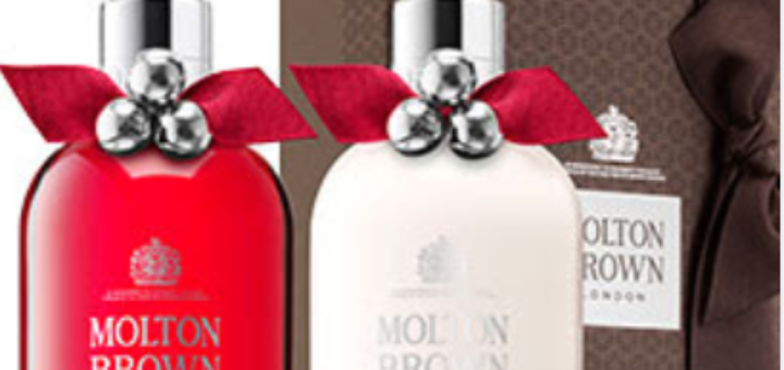 molton brown – up to 25% off your most loved