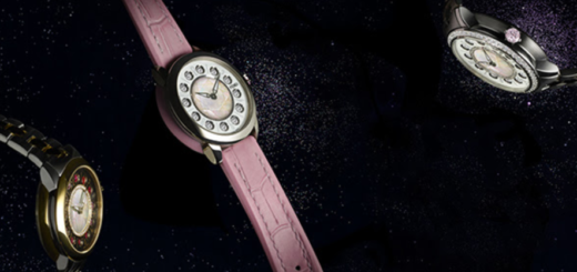 fendi ishine : new from fendi timepieces