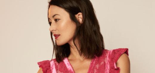 tadashi shoji – we wear pink