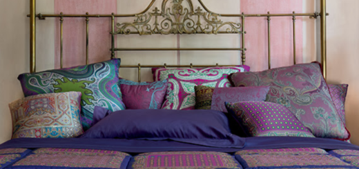 new in: etro home collection