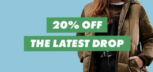 asos – 20% off the latest drop