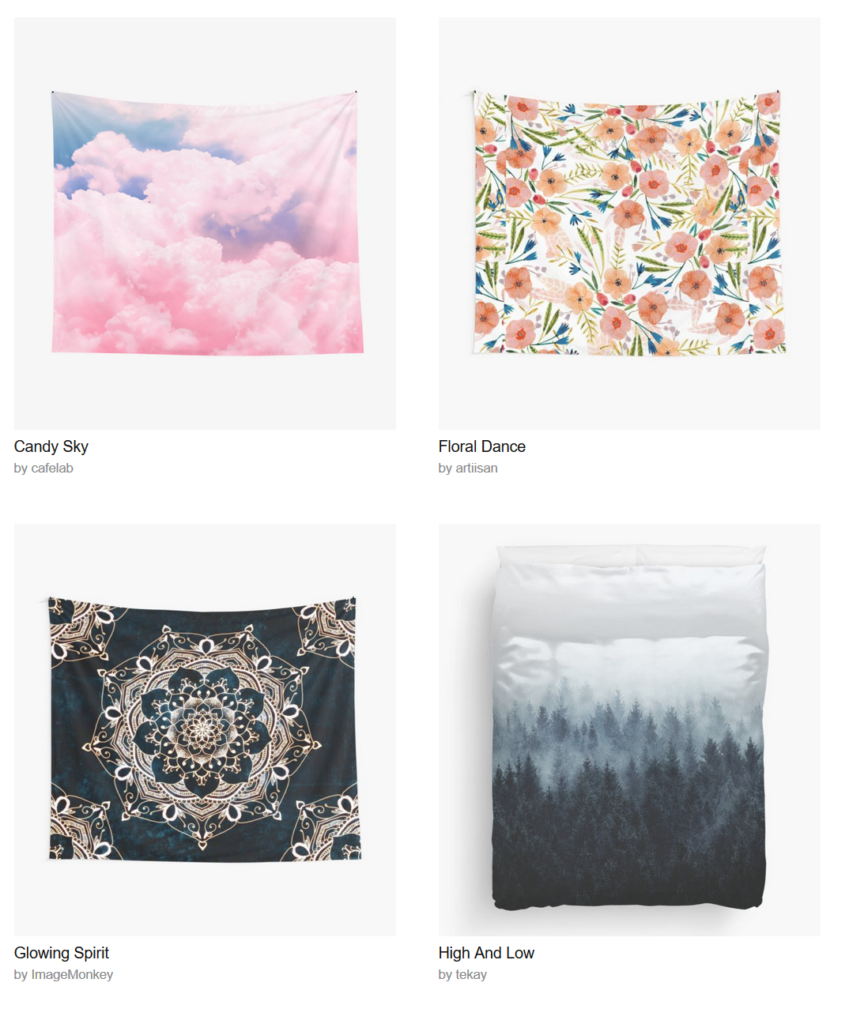 redbubble-homeware