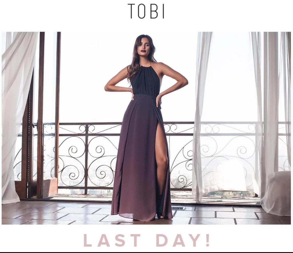 tobi-sale