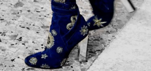 trend talk: statement boots