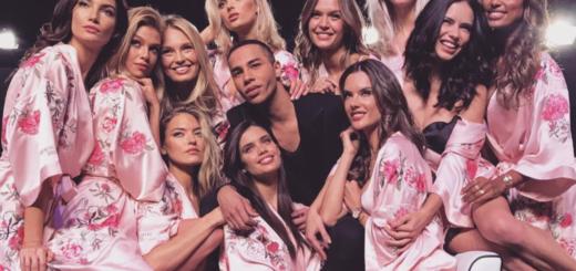 the victorias secret fashion show 2018
