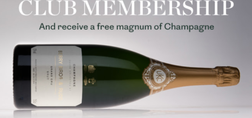 free magnum of champagne when you give wine club membership