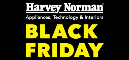 harvey norman – black friday
