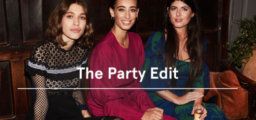 harrods – party season is here!