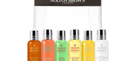 molton brown – day 6 – free luxury travel set